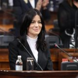 Predsednica VKS Jasmina Vasović položila zakletvu pred poslanicima 8