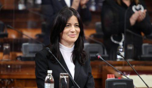 Predsednica VKS Jasmina Vasović položila zakletvu pred poslanicima 3