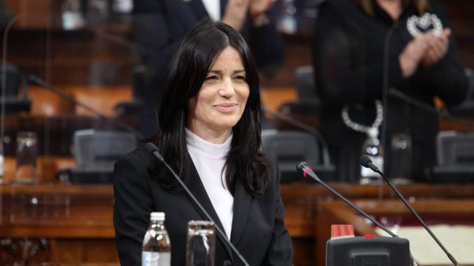 Predsednica VKS Jasmina Vasović položila zakletvu pred poslanicima 5