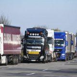 AMSS: Za putnička vozila bez zastoja na graničnim prelazima, za kamione čekanje do pet sati 9