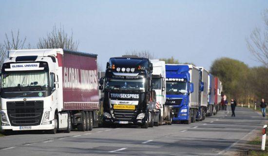 Tokom 2020. najviše zaposlenih u transportu bilo u Vojvodini, najmanje u južnom i istočnom delu zemlje 20