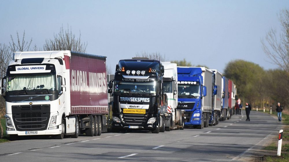 Tokom 2020. najviše zaposlenih u transportu bilo u Vojvodini, najmanje u južnom i istočnom delu zemlje 1
