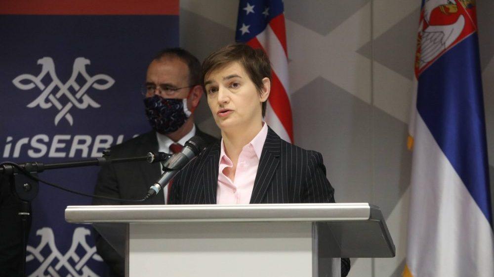 Brnabić: Sednica vlada Srbije i Republike Srpske održaće se 17. maja