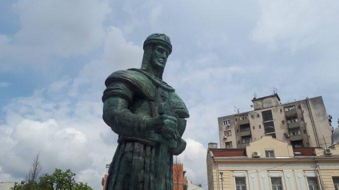 Novi spomenik despotu Stefanu razočarao umetnike i urbaniste, cena upitna 1