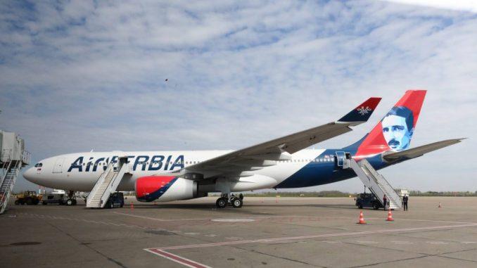 Er Srbija ponovo leti za Rim i Milano 4