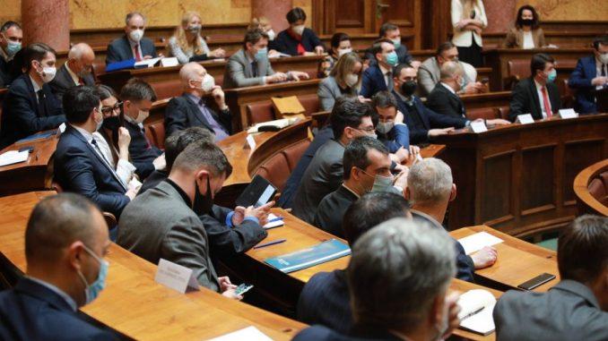 Skupštinski odbor pokrenuo proces promene Ustava 1