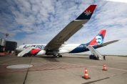 Ispraćen novi avion Er Srbije na letu do Njujorka (FOTO) 6