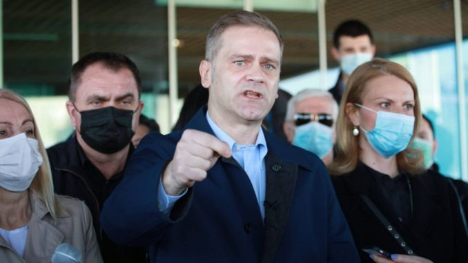 Stefanović (SSP): Poništićemo sve poslove vlasti u Beogradu 5
