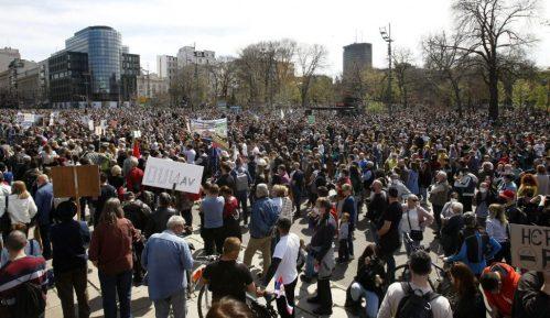 """BBC: Aktivisti u Srbiji započeli """"ekološki ustanak"""" 3"""