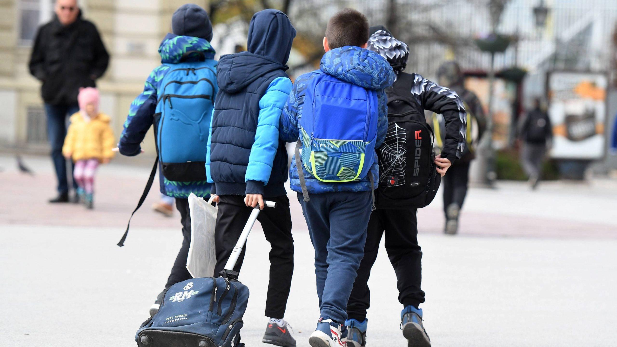 GIZ: Od ukupno upisane dece 10 do 15 odsto ne završi osnovnu školu 1