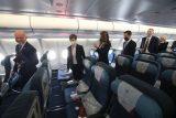 Ispraćen novi avion Er Srbije na letu do Njujorka (FOTO) 3