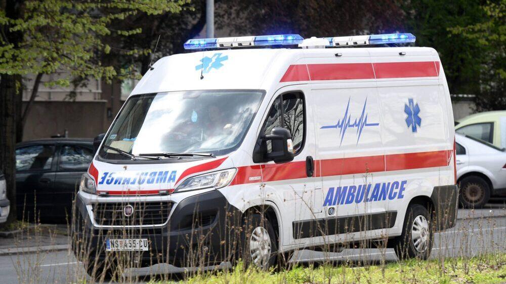 Hitna pomoć: Jedna osoba poginula, petoro povređeno u udesima 1