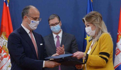 Joksimović i Fabrici potpisali IPA sporazum kojim Srbija dobija 86 miliona evra pomoći od EU 10