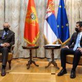Momirović sa ministrom ekologije CG o obnovi pruge Beograd-Bar 13