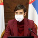 Brnabić: Nadam se da će Srbija ove godine dostići rast od šest odsto 9