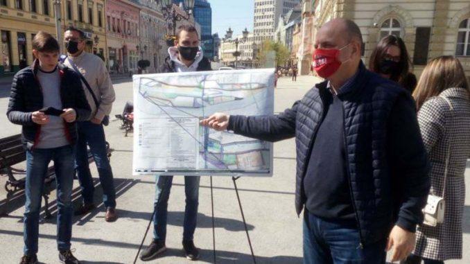 """Gradske vlasti u Novom Sadu koriguju planove, ali ne odustaju od projekta """"Novi Sad na vodi"""" 1"""