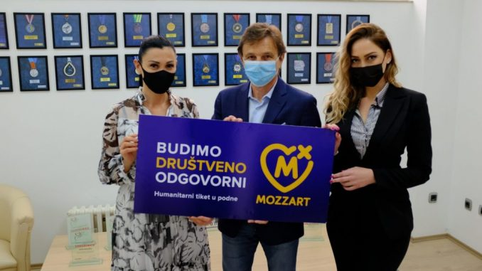 Filmska priča - Goran Bjelogrlić u top deset humanih kladilaca Mozzarta 3