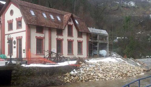 EPS-u naložena obustava skoro završenih radova na užičkoj staroj hidrocentrali 1