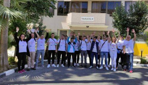 Učenici i profesori Tehničke škole iz Pirota borave na Kipru 4
