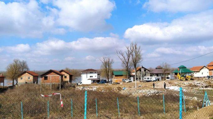 Ne davimo Beograd: Masovna nelegalna gradnja na obali Dunava u Višnjici 3