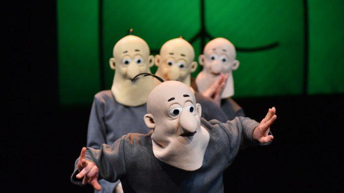 Vojvođanski pozorišni festival: Nije samo Gustav kriv 1