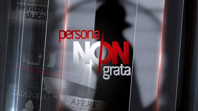 """""""Persona non grata"""" – nova emisija Nataše Miljković na N1 1"""