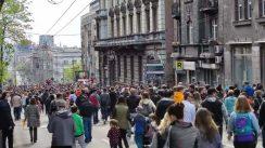 Održan Ekološki ustanak, organizatori traže obustavu seče šuma i emisiju na RTS (FOTO/VIDEO) 2