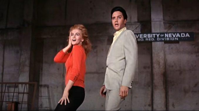 En Margaret Olsen - harizmatična Elvisova partnerka 1