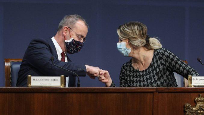 SAD opredelile još 22 miliona dolara bespovratne pomoći Srbiji kao podršku reformama 5