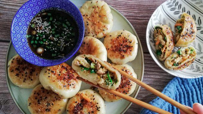 Vege recept: Jian Bao, kineske knedle sa povrćem 7
