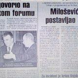 """Prvobitno svedočanstvo Jovanovića o događajima u vili """"Mir"""" 13"""