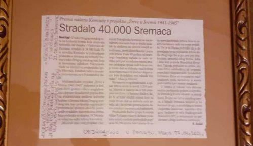 Tačan i profesionalan tekst o stradanju Sremaca u vreme Drugog svetskog rata 4