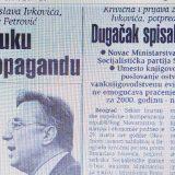 Branislav Ivković pre dve decenije bio u žiži interesovanja zbog finansijskih malverzacija 15