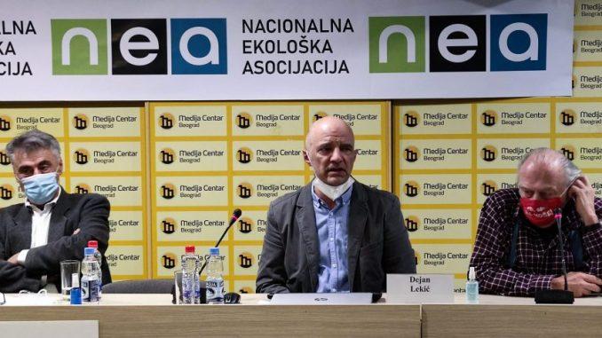 Osnovana Nacionalna ekološka asocijacija (FOTO, VIDEO) 3