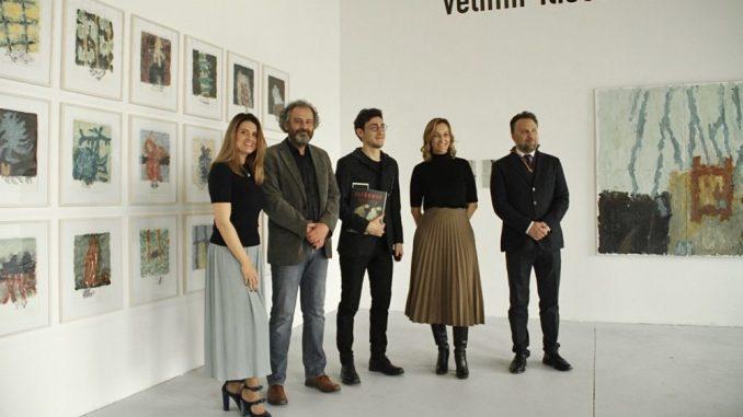 """Otvorena izložba """"Striking roots"""" Velimira Iliševića u Galeriji LAG 3"""