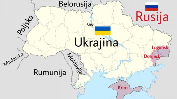 Ukrajinski rat preko posrednika 1