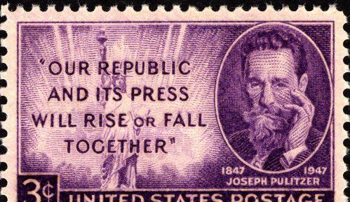 Zašto je Džozef Pulicer mislio da novine ne treba da imaju prijatelje? 13