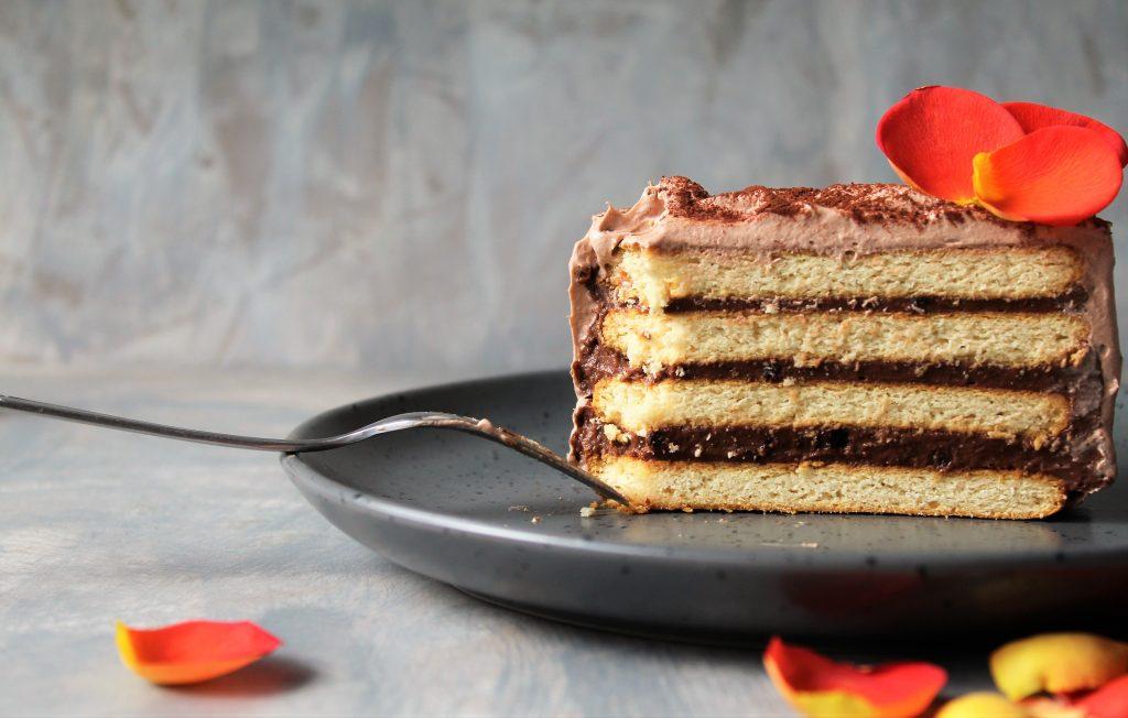 Recept nedelje: Keks torta 2