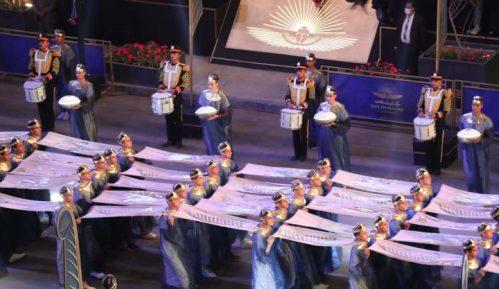 Spektakl u Kairu: Zlatna parada faraona (FOTO) 3