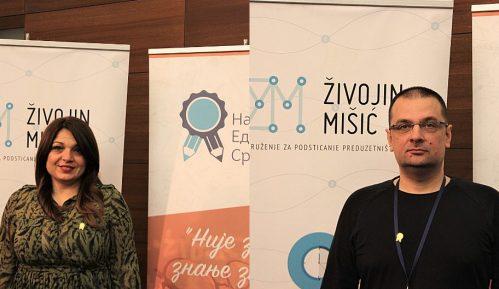 Dva nastavnika iz Srbije u konkurenciji za Yidan nagradu 6