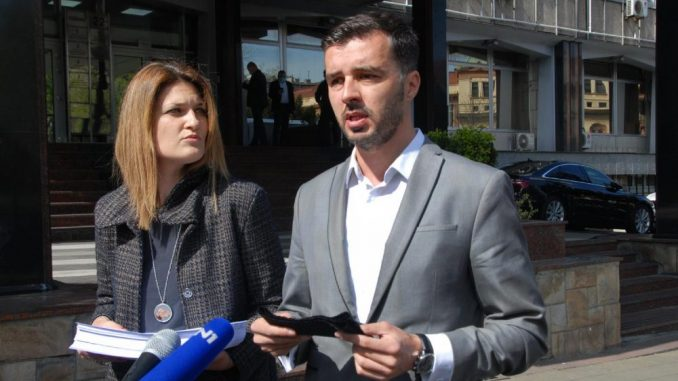 Aktivisti Kreni-Promeni predali 12.000 potpisa Zagorki Dolovac, traže istragu o Jagodini 1