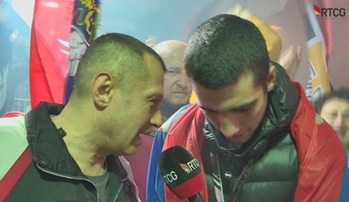 Na dočeku mladog reprezentativca u Podgorici vređan novinar RTCG, klicalo se Srbiji i Kosovu 4