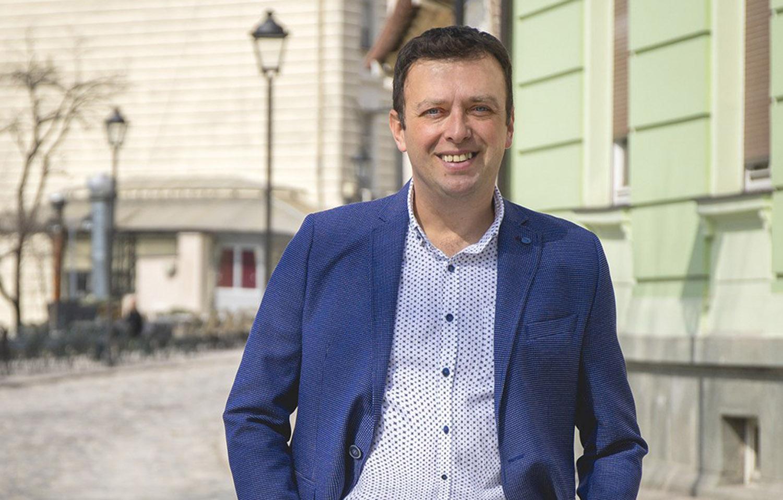 """Nenad Blagojević pobednik konkursa """"Cvet jednakosti"""" 1"""