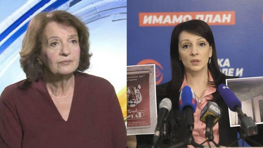 Rakić Vodinelić: BIA ne treba da se meša u zaštitu svedoka 1