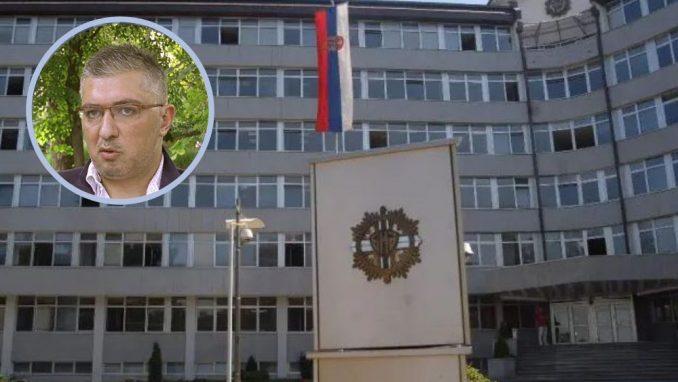 Dumanović: Izazvao sam paniku u službi 4
