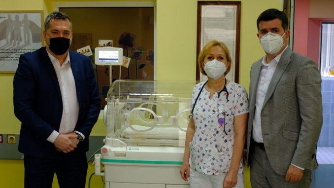 Novi inkubator stigao u Višegradsku - Hvala Mozzartu na izuzetnoj donaciji 5