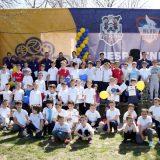 Osmesi dece nemaju cenu! Katai izmamio ovacije na Mozzartovom otvorenom času fudbala! 14