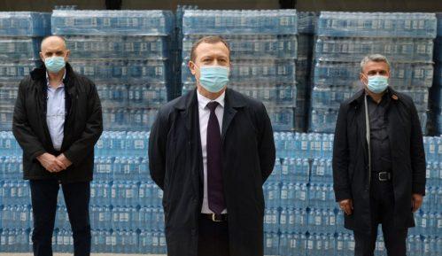 NIS donirao Jazak vodu Opštoj bolnici u Čačku 10