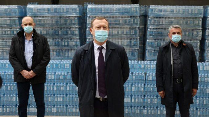 NIS donirao Jazak vodu Opštoj bolnici u Čačku 4