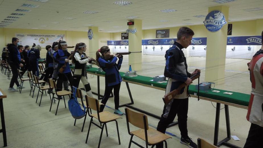 Objavljen konačni sastav reprezentacije Srbije za EP u streljaštvu 1